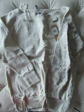 NWT Stella McCartney Adidas Sweatshirt /Sweatshirt Dress Floral Design Size M