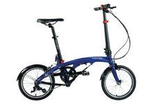 Vélos bleus avec 3 vitesses