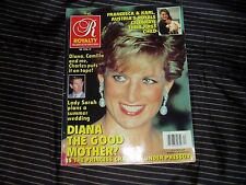 "ROYALTY MONTHLY  ""PRINCESS DIANA"" Magazine,  Vintage 1994"