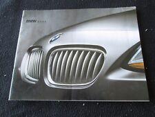 2003 BMW Brochure M5 Z8 Alpina 525i 530i 540i M3 Coupe Conv 330i 325i X5 Catalog