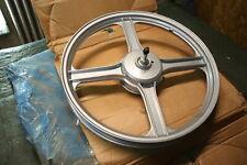 """T) Piaggio Si 50 Vorderrad Felge 16""""x1,35 NOS 186674 Ruota Anteriore Front Wheel"""