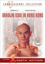 NEW Shaolin Kids In Hong Kong (DVD)Chia Hui Liu, Johnny Wang