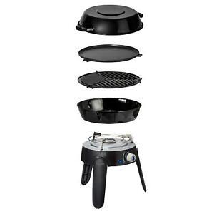 Cadac Safari Chef 2 Portable Gas Barbecue - Low Pressure Quick Release