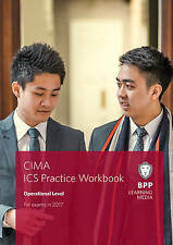 CIMA Operational E1, F1 & P1 Integrated Case Study: Practice Workbook, Very Good