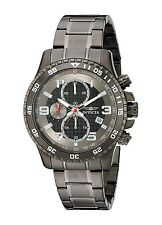 Invicta Men's 45mm Specialty Chronograph Black Stainless Steel Watch 14879