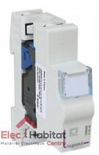 Module de brassage cat.6 FTP avec connecteur LCS3 certifié poe++ Legrand 413102