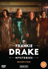 Frankie Drake Mysteries Complete Season Four - DVD Region 2