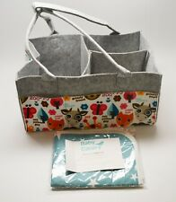 Baby Canary Diaper Caddy Nursery Organizer Tote & Changing Pad Unisex
