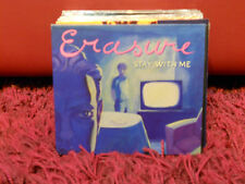 ERASURE - STAY WITH ME - TRUE LOVE WARS - NUOVO - IMPORT UK  1995