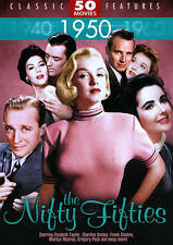 The Nifty Fifties: 50 Movies (DVD, 12-Disc Set) New
