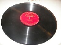 "Jascha Heifetz Andre Benoist Spanish Dance 12"" 78 Victrola 74569 c.1920"