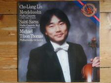 Cho-Liang Lin-Mendelssohn Violin Concerto op.64/Saint Saens Violin Concerto Nr.3