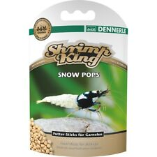 Dennerle Shrimp King - Snow Pops Food Pellets Freshwater DE-SKSP NEW