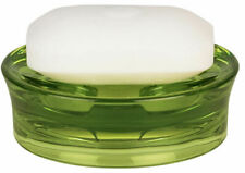 Spirella Max Light Acrylic Olive Green Green Soap Dish Branded Product