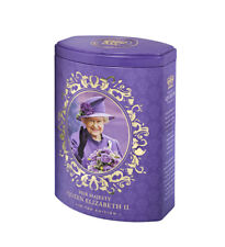 Queen Elizabeth Royal Tea Caddy by Ahmad Tea cont. 40 Eng. Breakfast teabags
