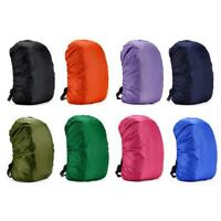 Camping Hiking Backpack Pack Tarp Rain Cover Raincoat Cover for Backpack DH &Z