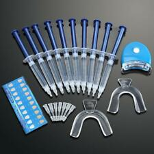Blanchiment dentaire dents blanchissant gel dentaire plateaux soins Kit S0I8