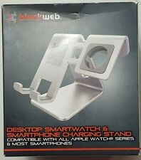 Blackweb   Desktop Smartwatch and Smartphone Charging Stand     New in Box