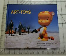Art-toys by Brian McCarty preface by Douglas rushkoff hardcover 2010