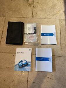 Mazda  Mk2.5 Handbook Black  Wallet 2001-2005