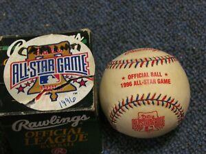 1996 All Star Game Baseball Philadelphia