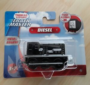 Thomas And Friends Trackmaster Diesel Metal Engine Fisher Price
