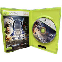 Sacred 2: Fallen Angel (Microsoft Xbox 360, 2009) Complete With Manual -Tested-