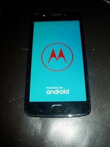 Motorola moto e4 grey phone