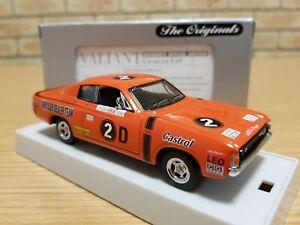 1972 BATHURST Valiant VH Charger.  Leo Geoghegan Chrysler Dealer Team TRAX TR11C