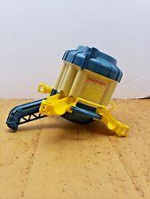 ROKENBOK System Motorized Conveyor Top Ball Return Silo Blue Chute