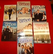 NIP The Office: Seasons 1-7 DVD Complete set US Steve Carell FREE Shipping (A3)