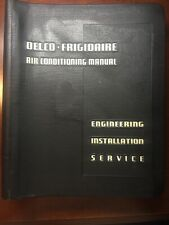 Delco Frigidaire Air Conditioning Service Manual C1938