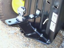UNIVERSAL LAWN GARDEN TRACTOR HITCH WITH SUPPORT BRACE KIT INCLUDED