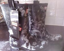 Brand New Hunter Wellies . Size 5 . RHS Range