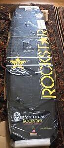 """BYERLY ROCKSTAR 54"""" Wakeboard Shaped By Scott """"Butch"""" Boulard NEW"""