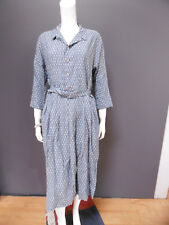 45rpm dress NEW with TAG   cotton, rayon & silk  size 4