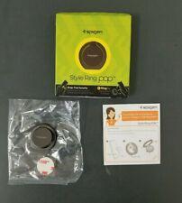 2X Spigen® Style Ring Pop Black