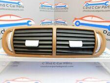 PORSCHE CAYENNE 955 Centre Dashboard air Vents 7L5819727A   6/6