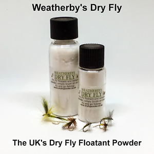FLY FISHING FLOATANT POWDER - Weatherby's Dry Fly