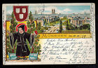 1899 Munich Germany Postcard Cover to Gries Bozen Child Drinking Beer
