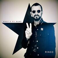 """Ringo Starr - What's My Name (NEW 12"""" VINYL LP) (Preorder Out 25th October)"""