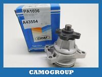 Water Pump Graf SUZUKI Grand Vitara PA1036 1740085381 1740085830