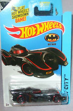 2014 Hot Wheels #62-250 Batman Batmobile 1-64 scale Diecast Malaysia 4+ Boys