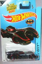 2014 Hot Wheels #62-250 Batman Batmobile 1-64 scale Diecast Malaysia 4+ Boys