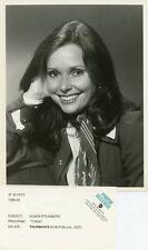 SUSAN STRASBERG PRETTY SMILING PORTRAIT TOMA ORIGINAL 1973 ABC TV PHOTO