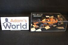 Minichamps Orange Arrows Asiatech A22 2001 1:43 #14 Jos Verstappen (NED) (RG)