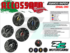TAPPO SERBATOIO BENZINA SGANCIO RAPIDO ERGAL TRIUMPH SPEED TRIPLE  (ALL MODELS)