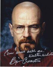 Bryan Cranston (Breaking Bad) autographed 8x10 RP photo