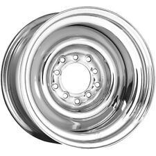 "Pacer 03C Smoothie 15x8 5x4.5""/5x4.75"" -6mm Chrome Wheel Rim 15"" Inch"