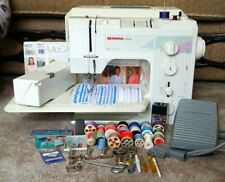 Superb Bernina 1006 Embroidery Metal Complete Sewing Machine With Accessories